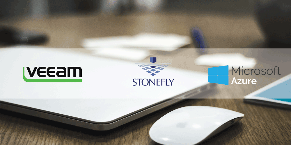 StoneFly partners with Microsoft and Veeam for state of the art Cloud Services