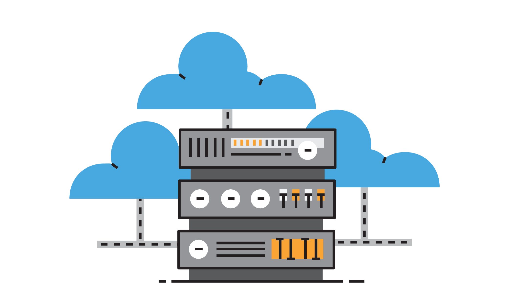 Elastic Storage for Physical, Virtual and container environments