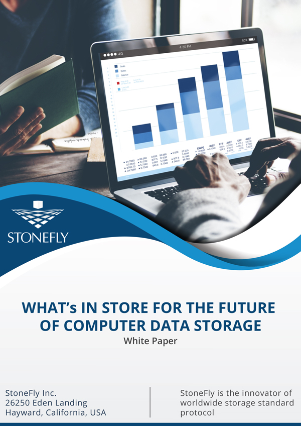 WHAT's IN STORE FOR THE FUTURE OF COMPUTER DATA STORAGE 2