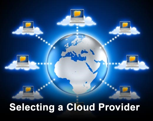 Key Considerations When Looking for a Cloud Services Provider