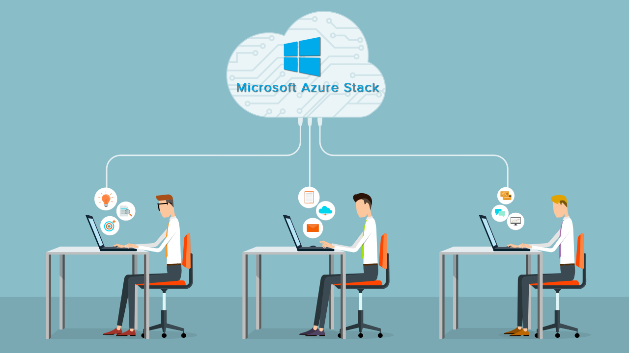 Life Cycle of The Azure Stack Integrated System