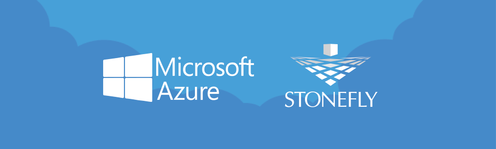How to setup StoneFly Scale out NAS VMs in Microsoft Azure portal? 152