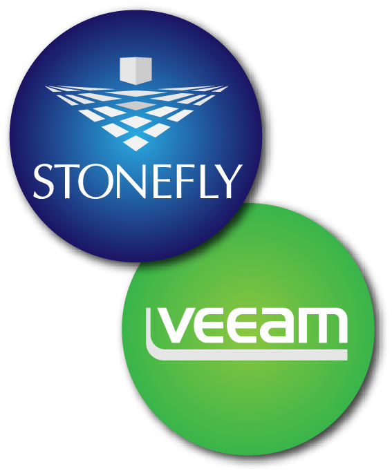 Veeam and StoneFly the Right Solution for Backup 146