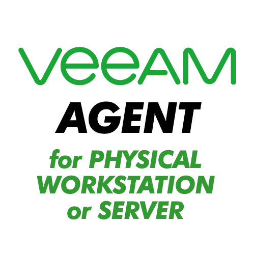 Veeam Agent for Physical System, 1-Month Cloud Rental