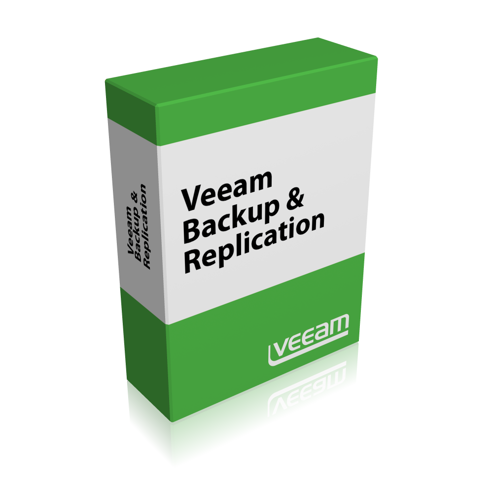 Veeam Backup & Replication, Annual Subscription, Per 10 Universal License Bundle