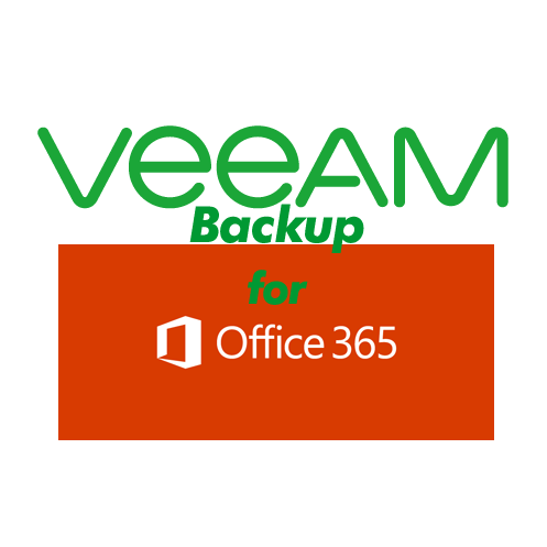 Veeam Backup for Microsoft Office 365, 1-Month Cloud Rental, Per User 1
