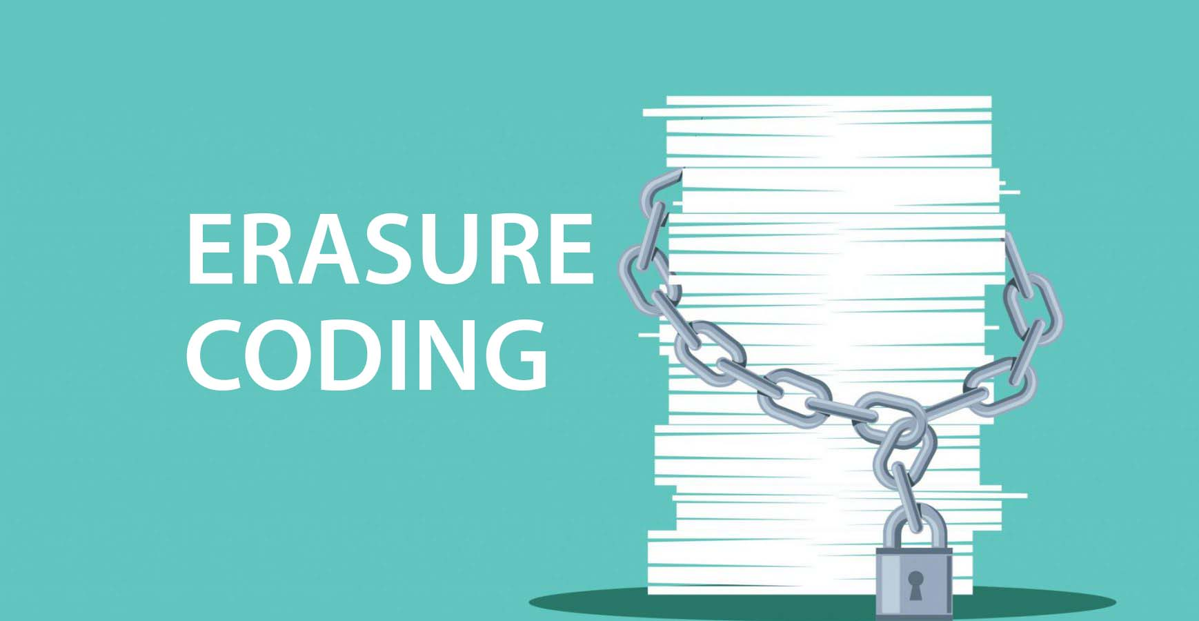 Erasure Coding for Data Protection and Disaster Recovery