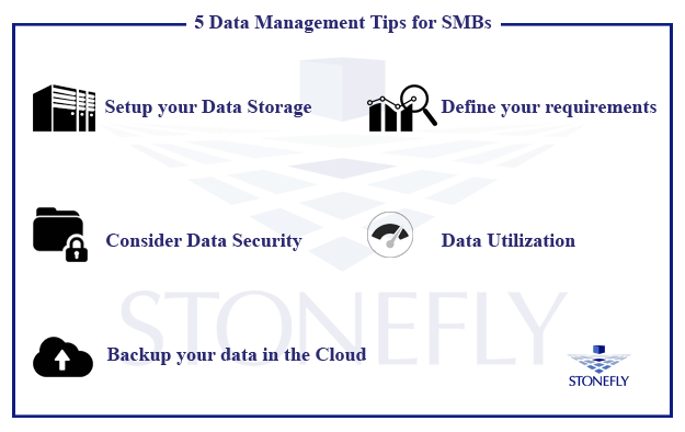 5 Data Management Best Practices for Small to Mid-size Businesses (SMBs) 1