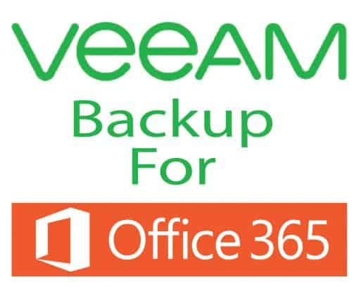 Veeam Backup for Microsoft Office 365 1