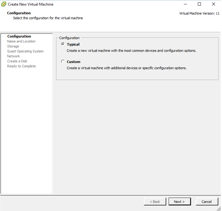How to deploy software defined Virtual Machine (SCVM) on VMWare ESXi? 2