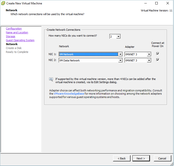 How to deploy software defined Virtual Machine (SCVM) on VMWare ESXi? 6