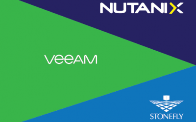 Purpose-built Backup and DR appliance for Nutanix