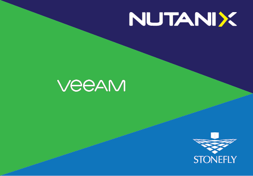 Veeam Ready Backup and Replication appliance for Nutanix With 40TB Storage For 2