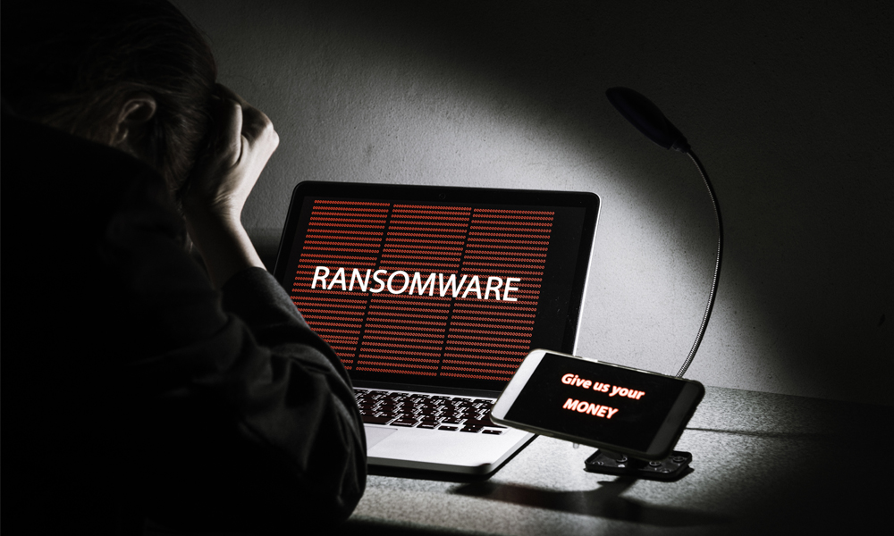 Protecting Finance Industry from Ransomware Attacks