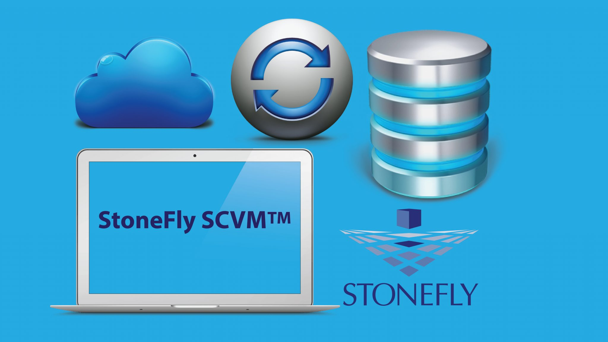 StoneFly SCVM™ ALL-IN-ONE cloud based solution for enterprises 4