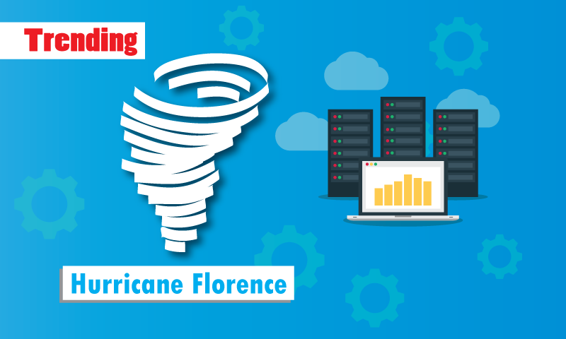 Hurricane Florence – Protect Enterprise IT Infrastructures 12