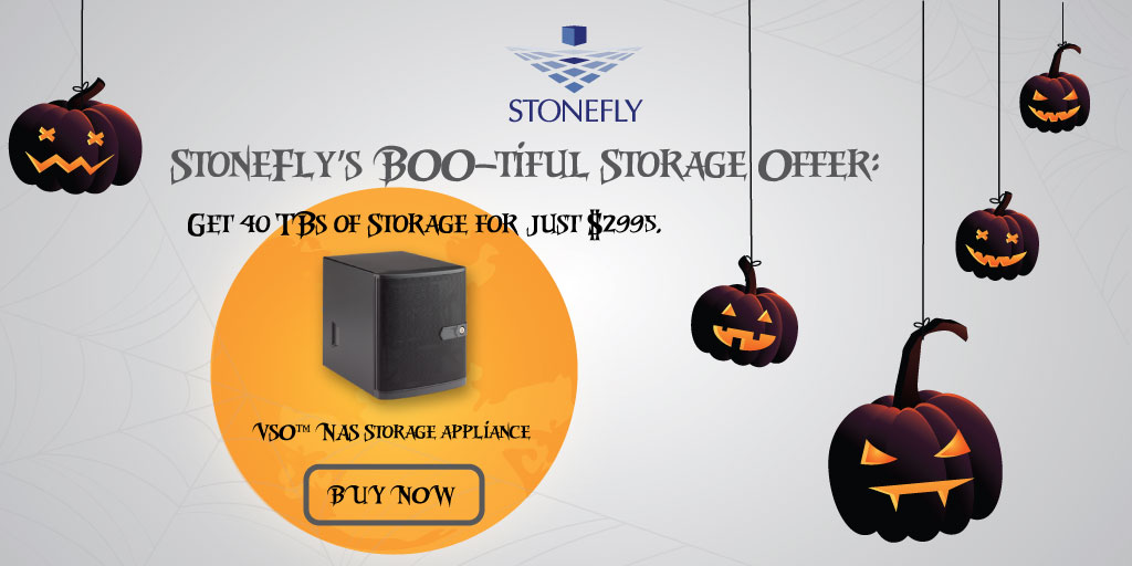 Tech or Treat: StoneFly's Special Halloween offers 2