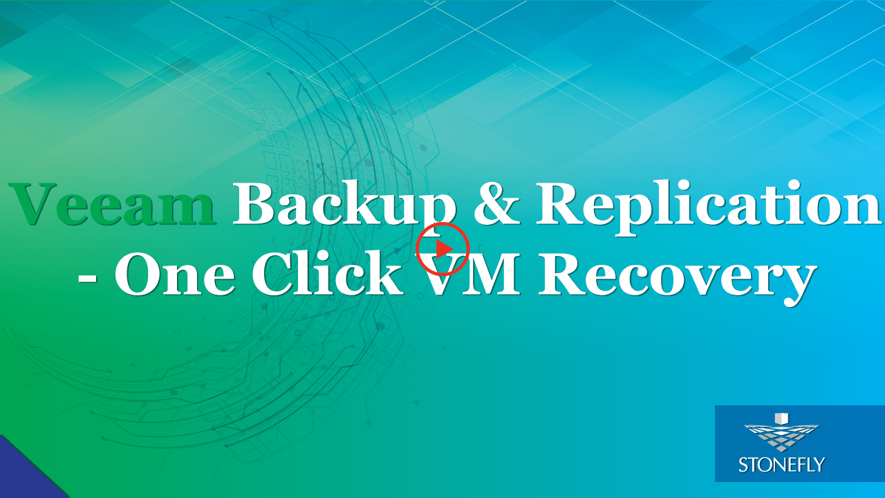 Veeam Cloud Backup & Replication 33