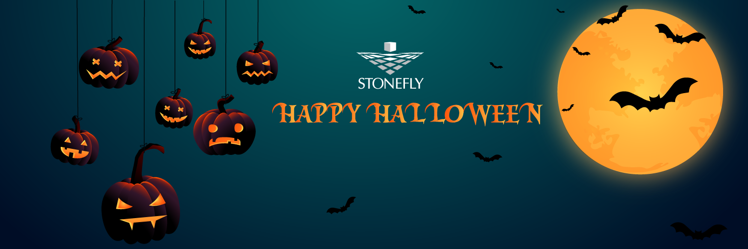 Tech or Treat: StoneFly's Special Halloween offers