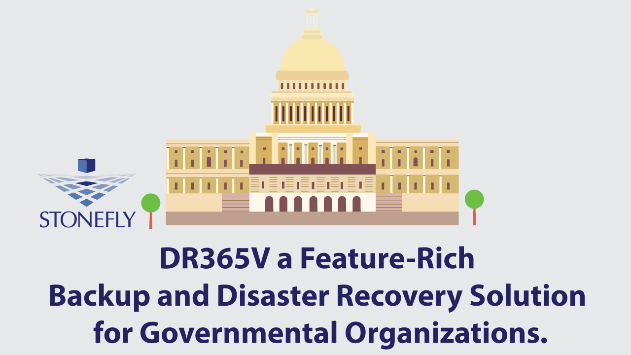 DR365V an ALL-IN-ONE for governmentl organizations