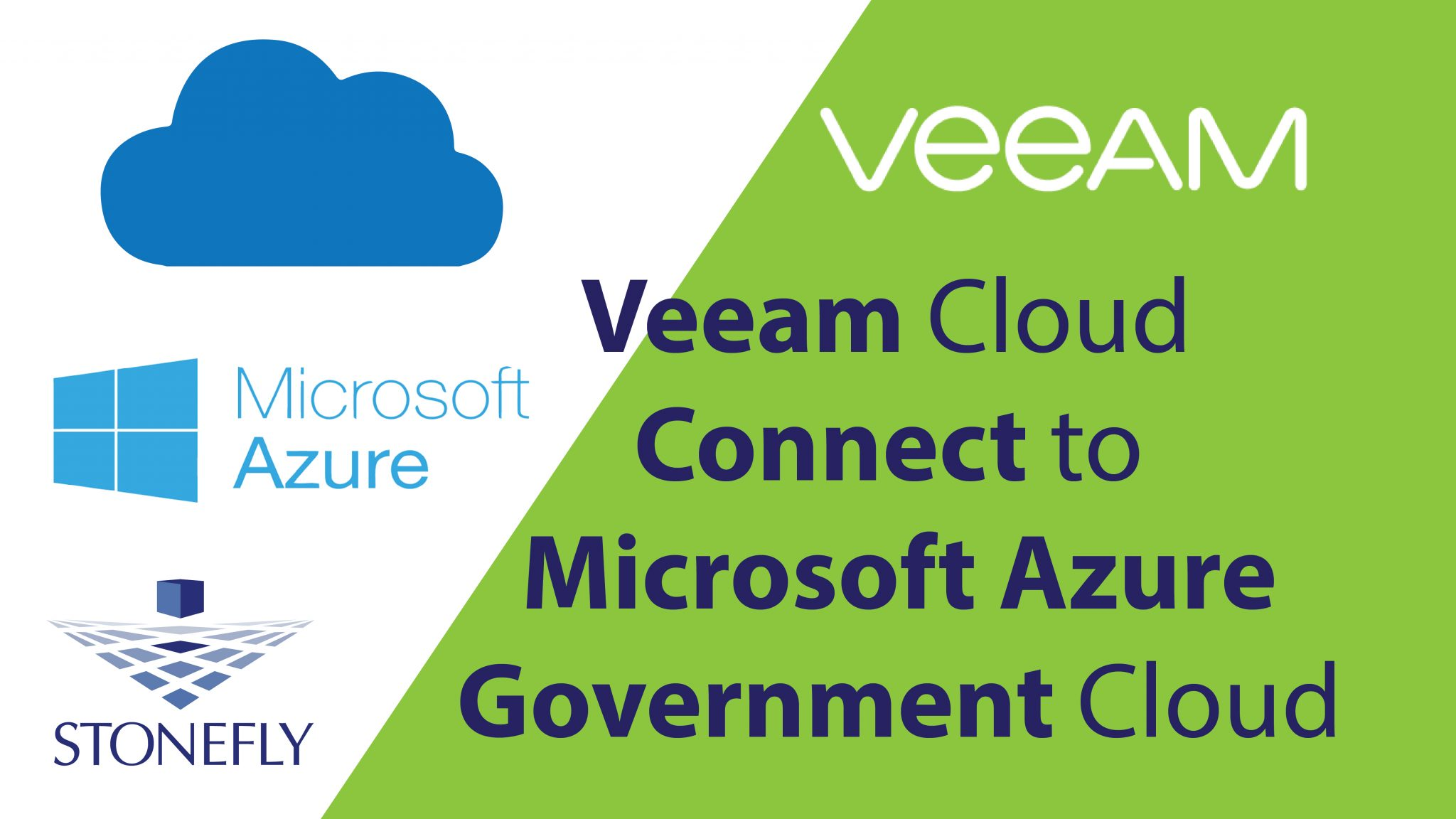 SVeeam Cloud Connect to Microsoft Azure Government Cloud
