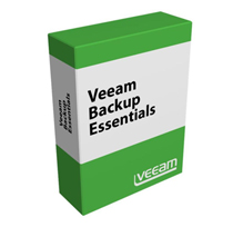 Veeam Backup Essentials, Annual Subscription, Per 5 Universal License Bundle 1