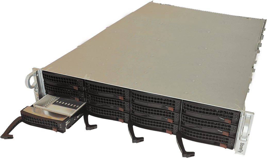 Data Center Hardware Overview: Scale Out Appliances 2