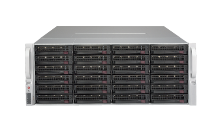 (uss) Hyperconverged Appliance - Exceptional Simplified IT 61