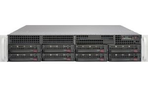 Affordable NAS Storage appliance with enterprise level features 18
