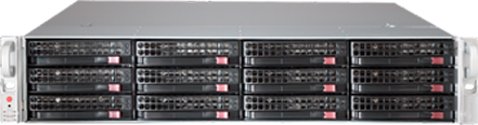 Affordable NAS Storage appliance with enterprise level features 3