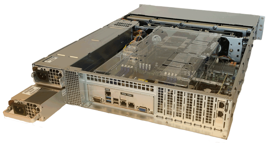Data Center Hardware Overview: Scale Out Appliances 3