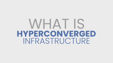 What is hyperconverged infrastructure (HCI) ?