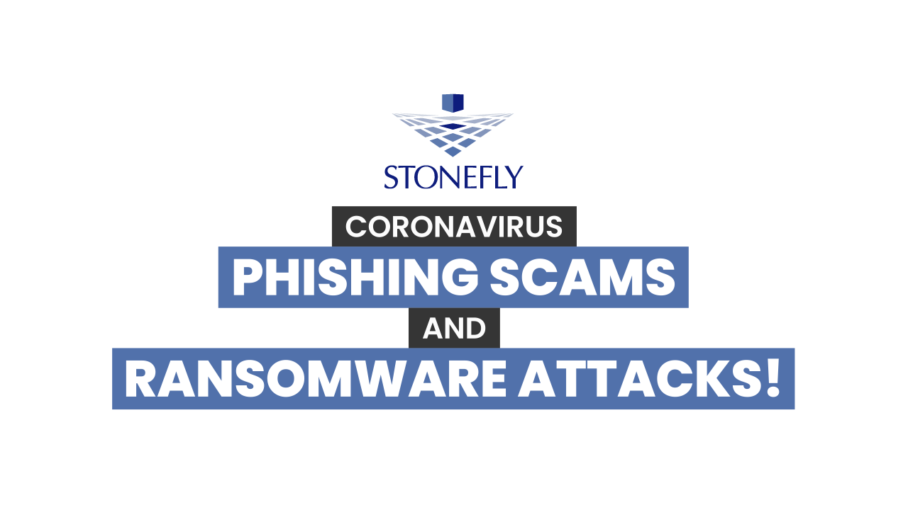 Coronavirus Phishing Scams & Ransomware Attacks
