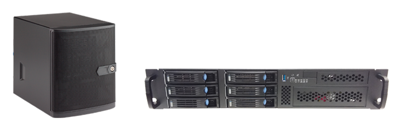 DR365U™ - Universal Backup and Disaster Recovery Appliance