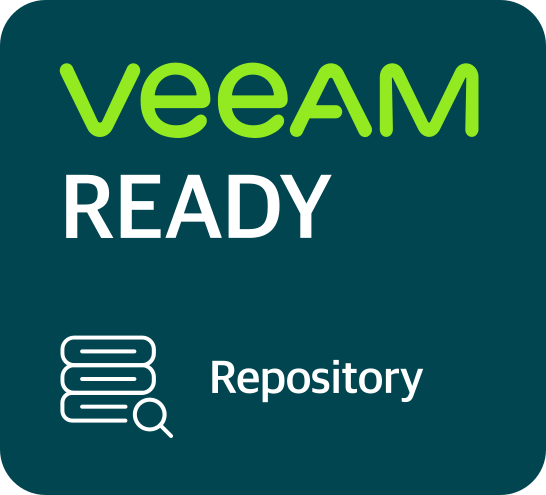 Backup and Replication Appliance Optimized for Veeam 2