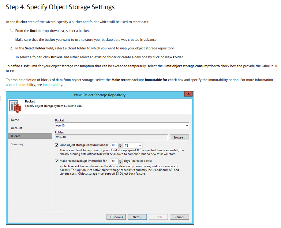 StoneFly S3 Cloud Archive Storage Subscription for Veeam, $10 per TB per Month with Annual Agreement